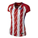 2017-2018 Atletico Madrid Home Nike Ladies Shirt
