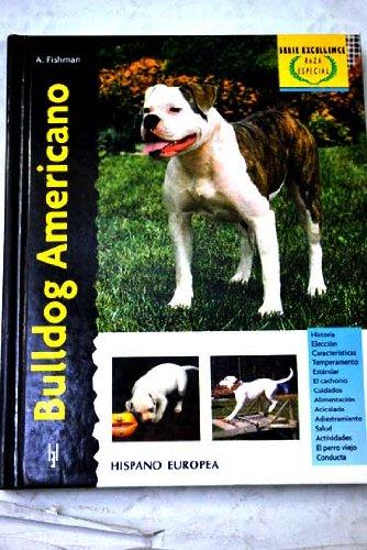 Bulldog Americano por A. Fishman