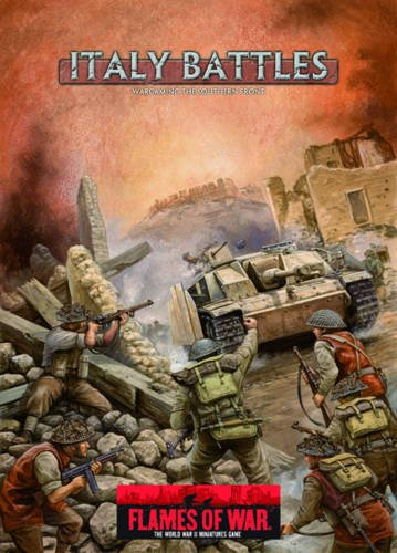Italy Battles: Wargaming the Southern Front (Flames of War) por Peter Simunovich