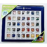 gemischt Kristalle Edelsteine gemischt Bulk Kristallen 35Steinen Samples und Karte preisvergleich bei billige-tabletten.eu