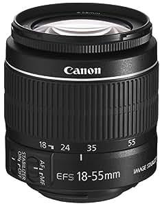 Canon 5121B005 Objectif EF-S 18-55 mm f/3,5-5,6 IS II