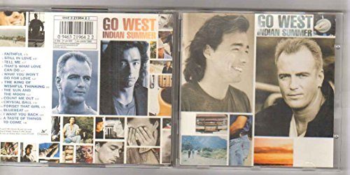 GO WEST - INDIAN SUMMER - CD (not vinyl) (Go West Indian Summer)