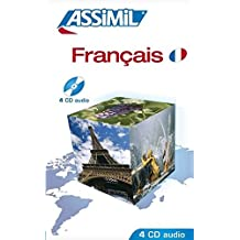 Français ; Enregistrements CD Audio (x4)