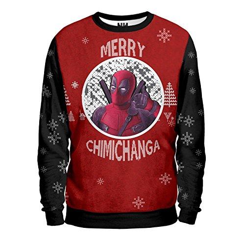 deadpool-christmas-felpa-uomo-natale-sweatshirt-man-universo-marvel-comics-ryan-reynolds-spiderman-f
