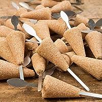 ZuckerHutSticks - EdelstahlFeuerzange & ZuckerHut in Einem! -
