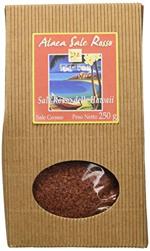 Dolmen Sale Rosso delle Hawaii - Astuccio - 250 gr