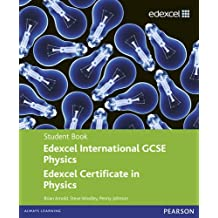 Edexcel International GCSE/Certificate Physics Student Book and Revision Guide pack