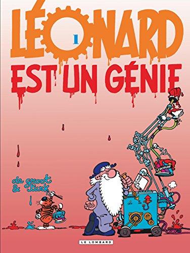 Léonard, tome 1 : Léonard est un génie
