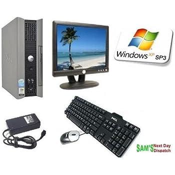 dell optiplex gx620 usff all in one dual core pc desktop computer system dell 17