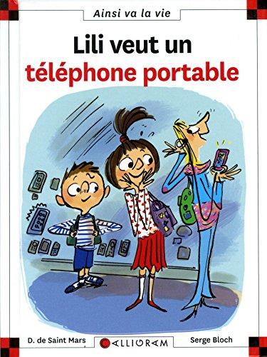 Lili veut un téléphone portable