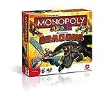 Winning Moves 43539 - Junior Monopoly - Drachen zähmen leicht gemacht, Brettspiel