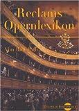 Produkt-Bild: Reclams Opernlexikon (Digitale Bibliothek 52)