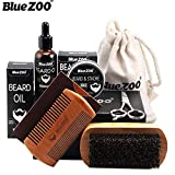 Ultimate Beard Beauty Set | The Gift Set Includes Premium Beard Oil, Balm, and Seven Products. This Year is One of The Best Gifts for Men Who Like to Take Care of Their Beards.