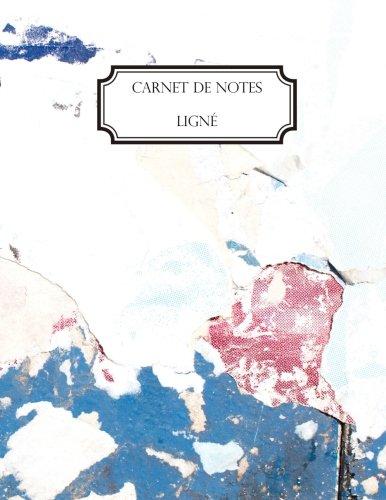 Carnet de notes ligné: A4 - Grand format - 160 pages lignées - Art abstrait