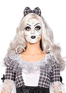 Leg Avenue- Mujer, Color blanco, Talla Única (EUR 36-40) (A275722002)