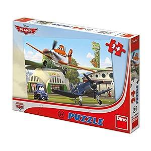 Dino Toys 351400 - Puzzle, diseño de Aviones Disney