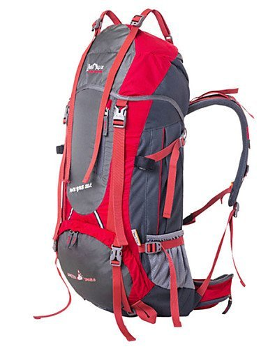 GXS Reißfestigkeit higxs Professional Outdoor Wear Wasserdicht Atmungsaktiv Abnehmbare mit Camping Bergsteigen Tasche Blau - blau