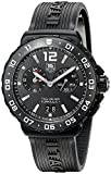 TAG Heuer Herren-Armbanduhr Analog Quarz Kautschuk WAU111D.FT6024