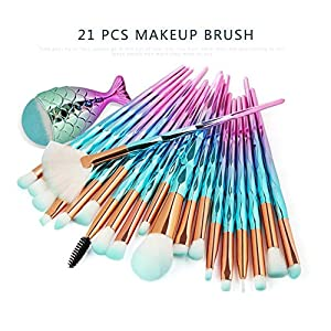 Make Up Brush Set Sirena