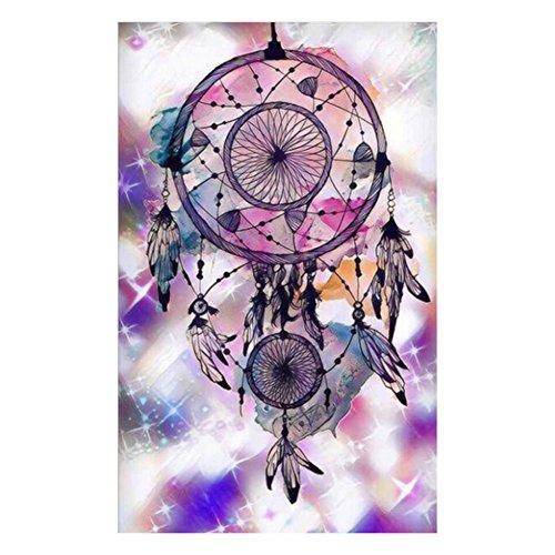 Fantasy atrapasueños DIY Diamond pintura bordado Kits punto de cruz