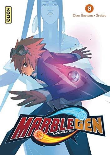 Marblegen Origines Edition simple Tome 3