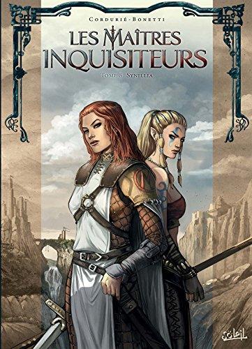 Les maîtres inquisiteurs T08 - Synillia