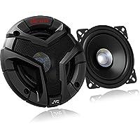JVC CS-V418 altavoz audio - Altavoces para coche (87 Db, 180W, 20W, 10 cm, 350g, 4,5 cm) Negro
