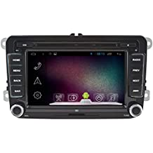 TOPNAVI 7inch 1024*600 Android 4.4.4 car DVD Player for Volkswagen universal car double 2 din car auto GPS navigation Wifi Bluetooth Radio 1.6 GB CPU R16 A9 DDR3 1G Capacitive Touch Screen 3G car stereo audio Phonebook RDS AUX DVR Mirror Link 16GB Quad Core