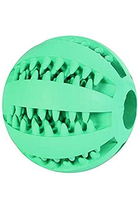 Foaber - Pelota saltarina para perros (Grande) (Verde/Azul ...
