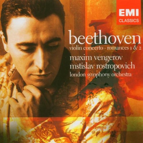 BEETHOVEN - Violin Concerto - Romances