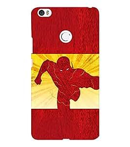 EPICCASE The Flash Mobile Back Case Cover For Xiaomi Mi Max (Designer Case)