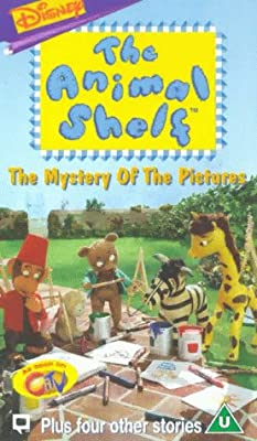 Animal Shelf - Mystery Of The Pictures (Disney) [VHS] - low-cost UK light shop.