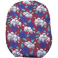 Simple Stoma Cover Ostomy Bag Cover Wild - Gothik Skull Rot preisvergleich bei billige-tabletten.eu