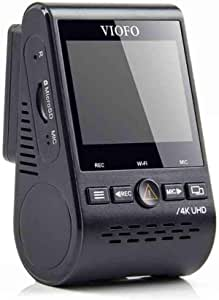 Viofo A129 Pro 2ch Duo 4k Wifi Gps Dashcam Auto