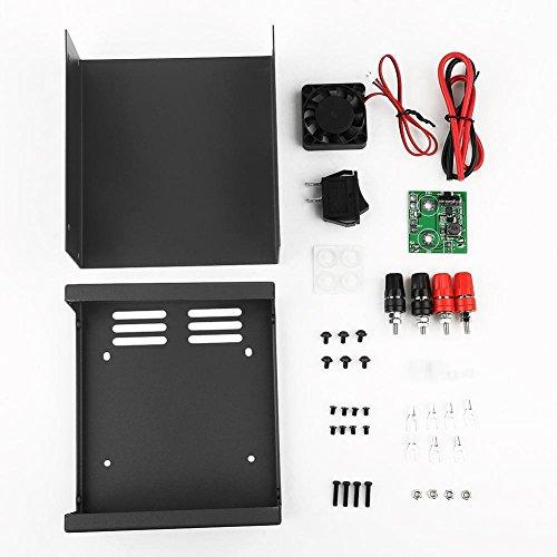 DP und DPS Netzteil Bausatz mit Kommunikationsschnittstelle Digitaler Konstantspannungsstrom-Abwärtswandler Nur Gehäuse Box -
