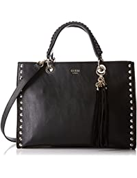 Guess PT669136 Shopper Donna BORDEAUX TU: Amazon.it