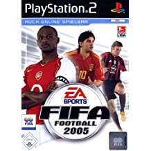FIFA Football 2005 [Platinum]