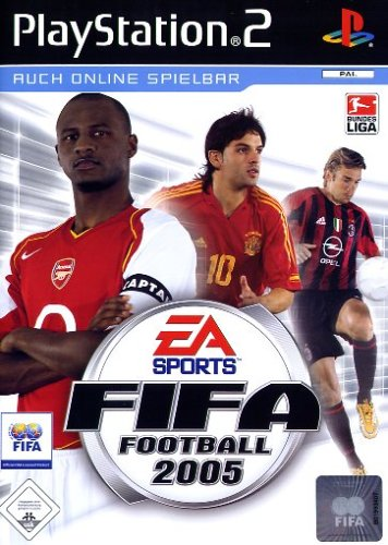 FIFA Football 2005 [Platinum] (Fifa Football)
