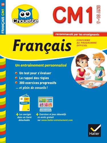 Français. CM1. Per la Scuole elementare