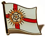 West Riding of Yorkshire County Flag Pin Badge