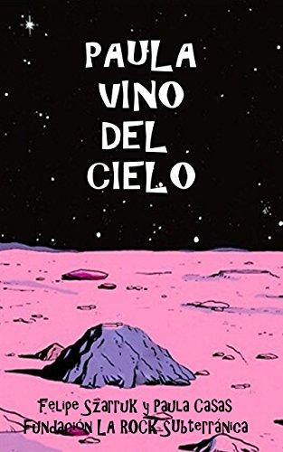 Paula Vino del Cielo por Felipe Szarruk
