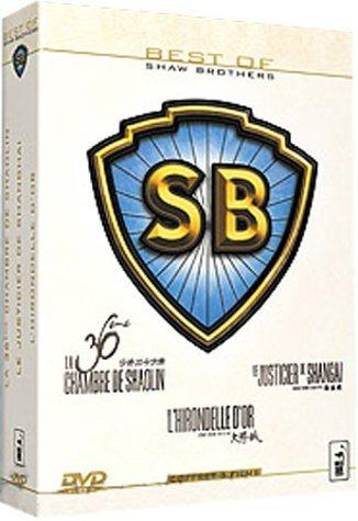 Le Justicier Du Metro - Coffret Shaw Brothers 3 DVD : La