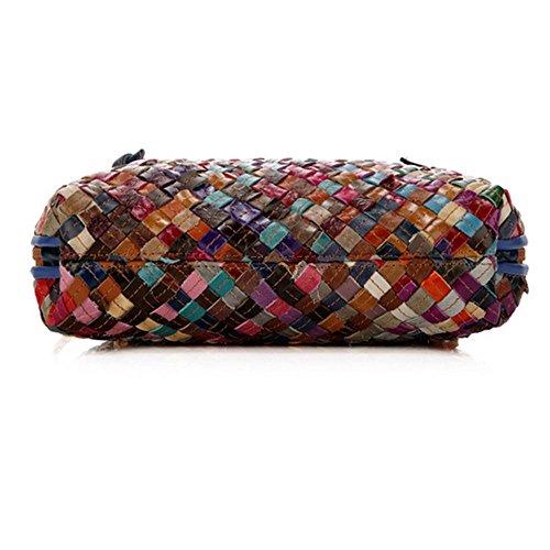 Eysee, Poschette giorno donna Multicolore Multicolore 22cm*21.5cm*6.5cm Multicolore