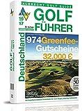 Golf Führer Deutschland 2016