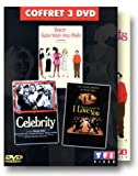 Coffret Woody Allen : Harry dans tout ses états / Tout le monde dit I love you / Celebrity