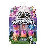 HATCHIMALS 6043960 Spielzeug Colleggtibles Bonus S4, 4er Pack