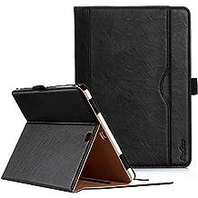 ProCase Funda Samsung Galaxy Tab S2 9.7 - Clásico Folio de Soporte Cubierta Inteligente Plegable para Galaxy Tab S2 Tablet (9.7 pulgada, SM-T810 T815 T813), con Múltiples ángulos de Vista - Negro