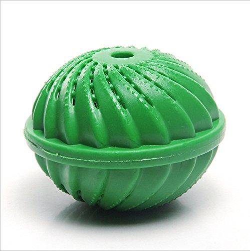 CSDSTORE EcoWashingBall - biologischer Waschball, wäscht ohne Tenside und Chemie -