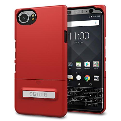 Seidio Blackberry (Seidio Surface BlackBerry KEYOne, Etui, rot)