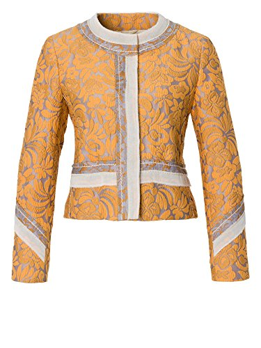 PRADA Femmes Blazer court Orange